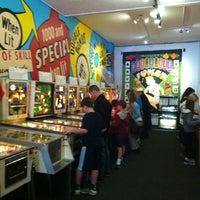 1/4/2013にLaurie W.がPacific Pinball Museumで撮った写真