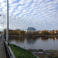 Photo taken at Ляппяярви by Валентина Ю. on 10/14/2014