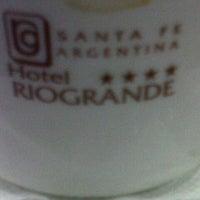 Foto tomada en Hotel Riogrande por Pablo el 10/13/2012