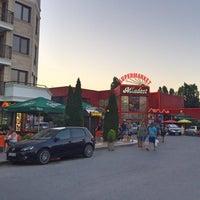 Photo taken at Mladost by Nadezda V. on 7/14/2017