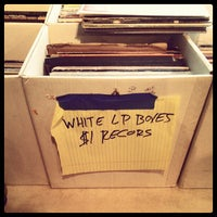 Photo taken at Mind Cure Records by Draw Us Lines on 1/26/2013
