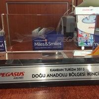 Photo taken at KAMRAN TURİZM SEYAHAT ACENTASI by zkndr on 6/23/2014