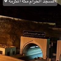Photo taken at الحرم by Arzu Ü. on 12/24/2016