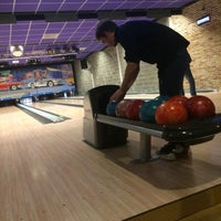 Photo taken at Bowling-Taverne Het Fort by David S. on 1/27/2016