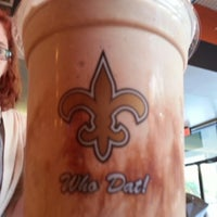 Photo taken at Fat Cow Burgers and Salads by Chad D. on 10/20/2012