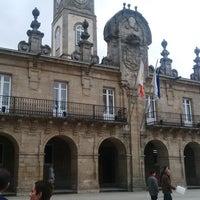 Foto tirada no(a) Concello de Lugo por Adrian C. em 3/12/2015