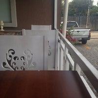 Photo taken at Santa Maria Café by Mariana on 12/12/2014