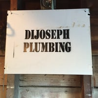 Photo taken at DiJoseph Plumbing world Headquaters by Jerry Croutons on 6/5/2015
