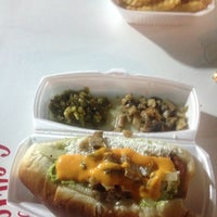 Photo taken at Hot Dogs Mi Líder by Jennifer G. on 8/10/2014