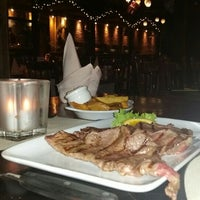 Photo taken at Restaurant Los Argentinos by Eylül A. on 12/23/2015