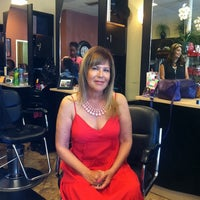 Photo taken at Creative Hairdressers by Sofia R. on 6/7/2014