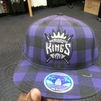 Photo taken at Kings Team Store by Cory J. on 4/25/2014