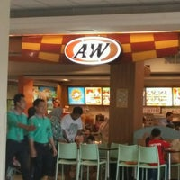 Photo taken at A&W by Jogi A. on 1/8/2017