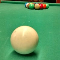 Photo taken at Executivo Snooker Bar e Bilhar by Ana C. on 7/12/2014