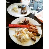 Photo taken at Asia Food by Sinem S. on 4/4/2015