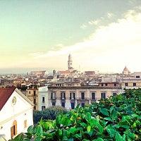 Photo taken at Palace Hotel Bari by Infoturismiamoci on 12/15/2013
