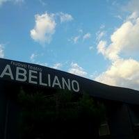 Photo taken at Nuovo Teatro Abeliano by Infoturismiamoci on 9/19/2013