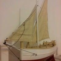 Foto scattata a Museo della Marineria da Infoturismiamoci il 10/8/2014