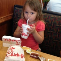 Photo taken at Chick-fil-A by Nikki F. on 10/6/2012
