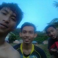 Photo taken at Padang Bola by Putera T. on 10/16/2014