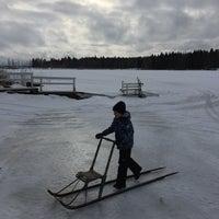 Photo taken at Majasaari by Mikael L. on 2/22/2017