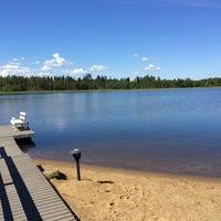 Photo taken at Majasaari by Mikael L. on 7/6/2014