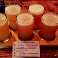 Photo taken at Barrier Brewing Co. by Brian L. on 7/22/2017