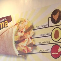Photo taken at Boy Shawarma by Michelle A. on 12/1/2014