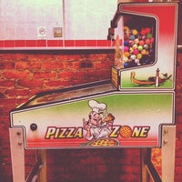 Photo taken at The Best Joes Pizza of Park Slope by Mark N. on 10/20/2012