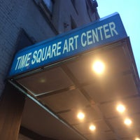 Photo taken at Times Square Art Center by Mark N. on 3/19/2016