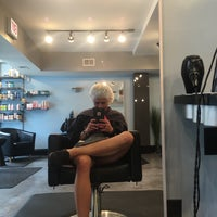 Photo taken at Fusion Hair Studio by Lucy R. on 9/16/2016