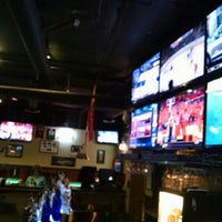 Photo taken at Bleacher's Sports Grill by Brian D. on 2/13/2015