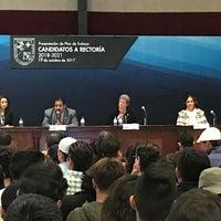 Photo taken at UAQ Centro de Negocios by Elizabeth E. on 10/19/2017