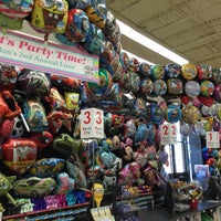 Photo taken at Party City by Allen R. on 8/9/2015