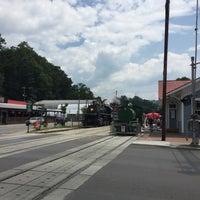 Photo taken at Great Smoky Mountain Railroad by Eddie B. on 7/20/2017