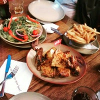 Photo taken at Nando's by Andrea M. on 12/10/2015