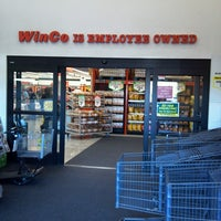 Photo taken at WinCo Foods by Chris T. on 5/4/2013