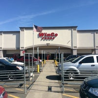 Photo taken at WinCo Foods by Chris T. on 3/22/2014