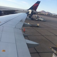 Photo taken at Delta Air Lines Ticket Counter by Chris T. on 7/19/2014