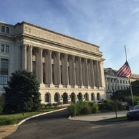 Photo taken at U.S. Department of Agriculture (USDA) Jamie L. Whitten Building by Chris T. on 7/10/2016
