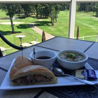 Photo taken at Camas Meadows Golf Club by Chris T. on 6/29/2016