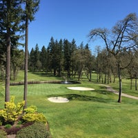 Photo taken at Camas Meadows Golf Club by Chris T. on 4/17/2015