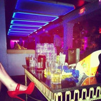 Photo taken at Cure Lounge by Brian G. on 1/1/2013