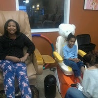 Photo taken at Rose Nails by Amy M. on 11/1/2012