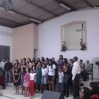Das Foto wurde bei Primeira Igreja Batista do Feitosa von NildoAraújo A. am 6/15/2014 aufgenommen