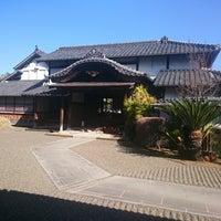 Photo taken at Former Hosokawa Residence by けーすけ on 2/14/2015
