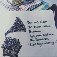 Photo taken at Eren Bar by KorAy YıLDıZ . on 11/13/2016