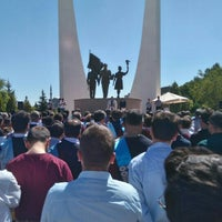 Photo taken at Republic Square by Gökhan S. on 7/22/2016