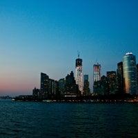 Photo taken at Staten Island Ferry - Whitehall Terminal by Alyssa K. on 4/22/2013