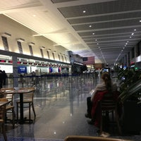Photo taken at Terminal A by Adam K. on 1/11/2013